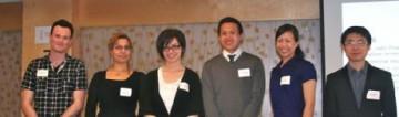 3MT 2011 Finalists